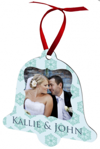Custom Made Bell Ornament