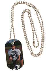 Dog Chain Tag