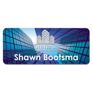 gloss-white-unisub-aluminum-name-badge-with-radius-corners