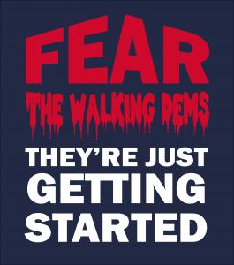 Fear the Walking Dems