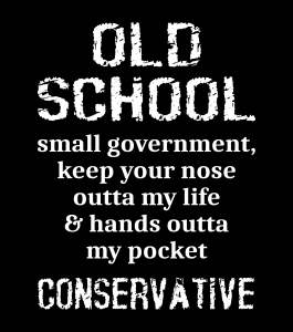 Old School Conservative
